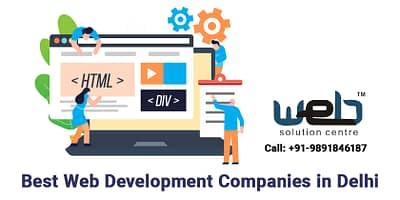 Best Web Development Companies in Delhi