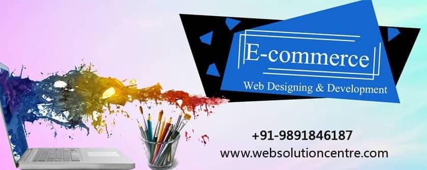 Ecommerce Web Design Company in Delhi