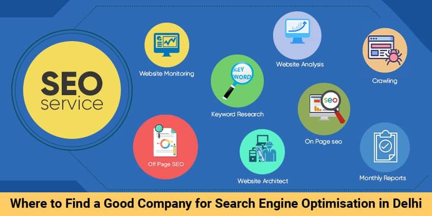 Search Engine Optimisation In Delhi